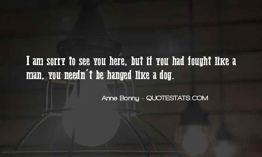 Anne Bonny Quotes #1396601
