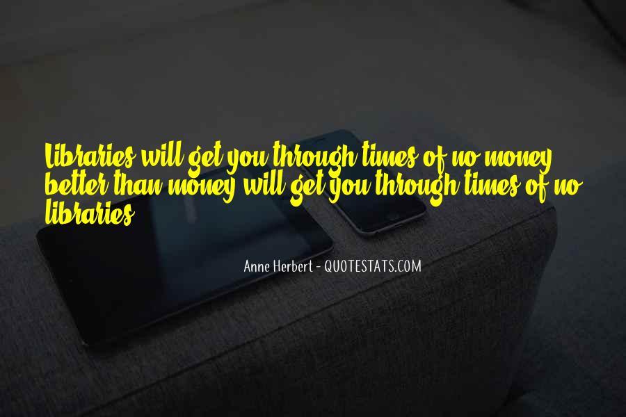 Anne Herbert Quotes #647330