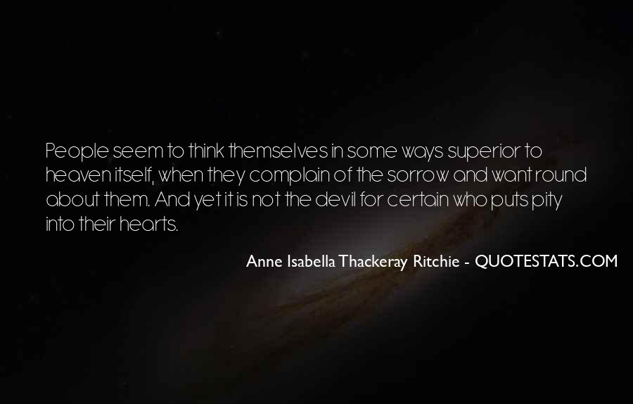 Anne Isabella Thackeray Ritchie Quotes #561956