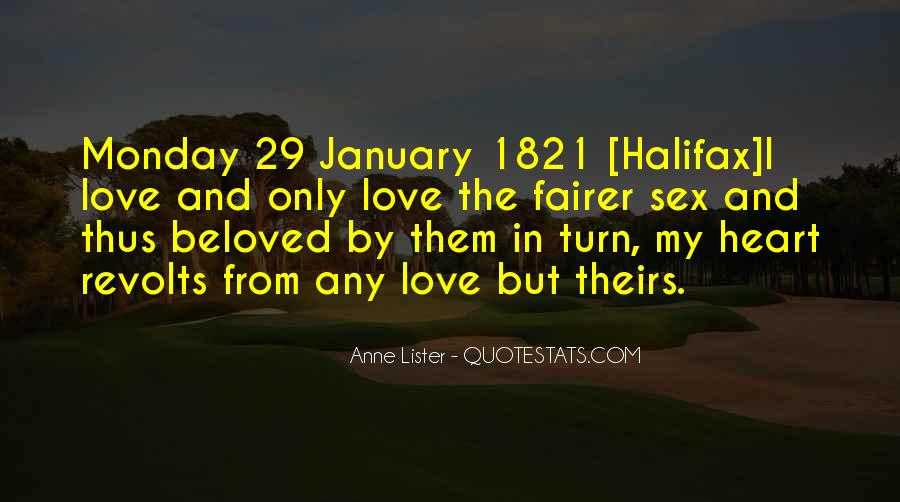 Anne Lister Quotes #8432