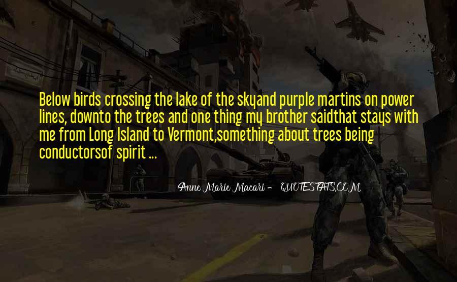 Anne Marie Macari Quotes #1675727