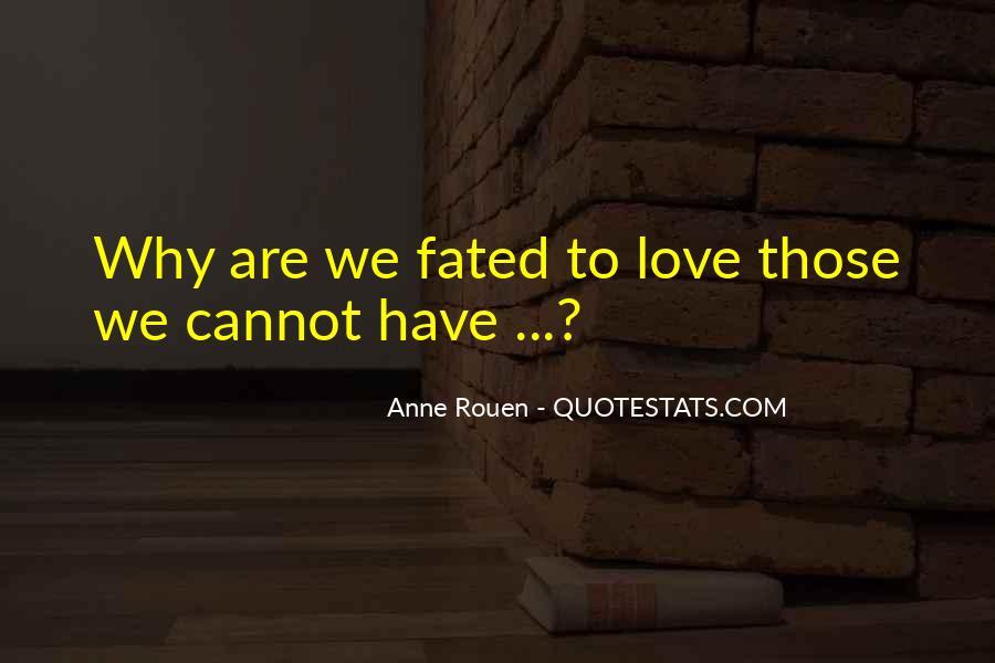 Anne Rouen Quotes #1175674
