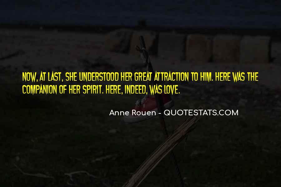 Anne Rouen Quotes #118810