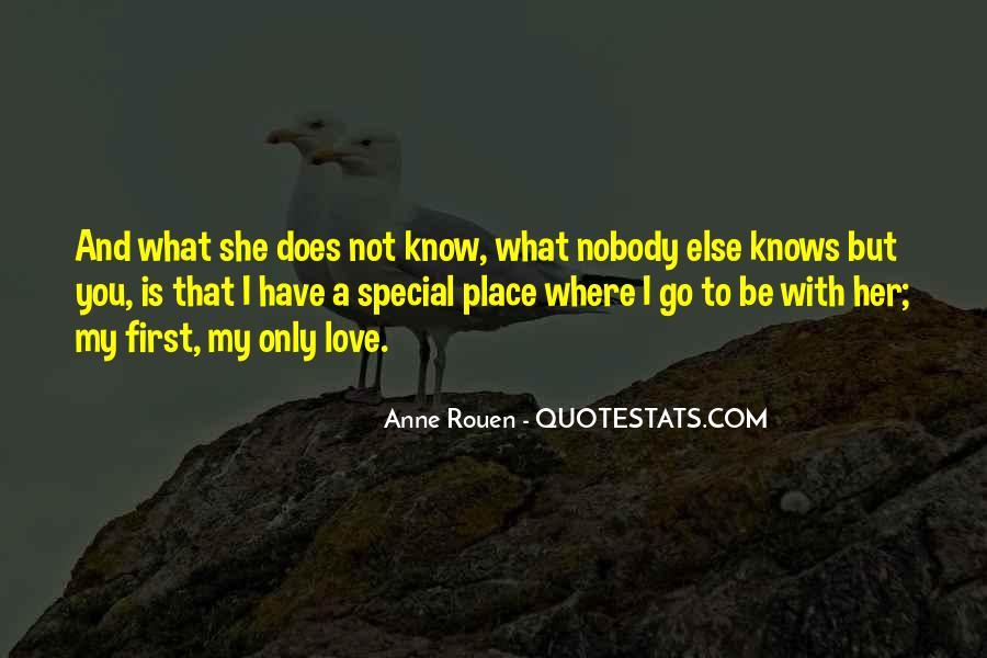 Anne Rouen Quotes #1504866