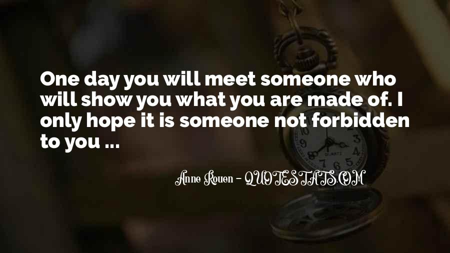 Anne Rouen Quotes #979937