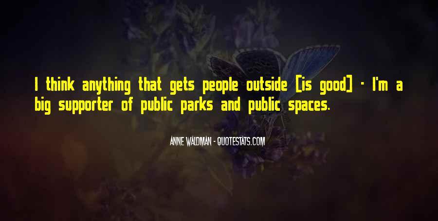 Anne Waldman Quotes #100951