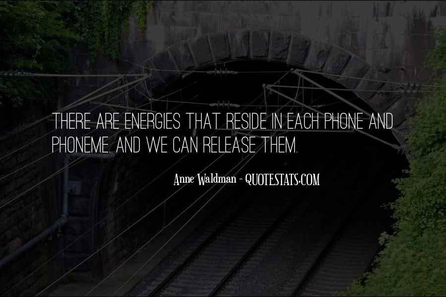 Anne Waldman Quotes #1062972