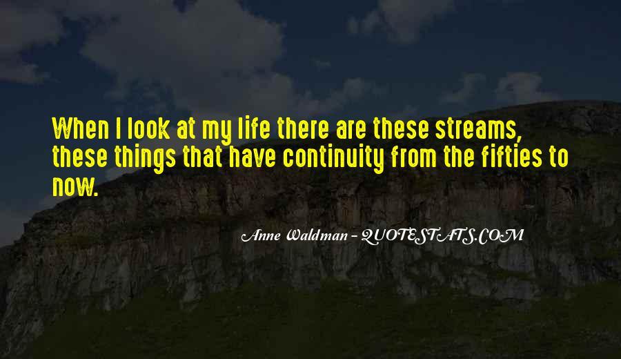 Anne Waldman Quotes #143905
