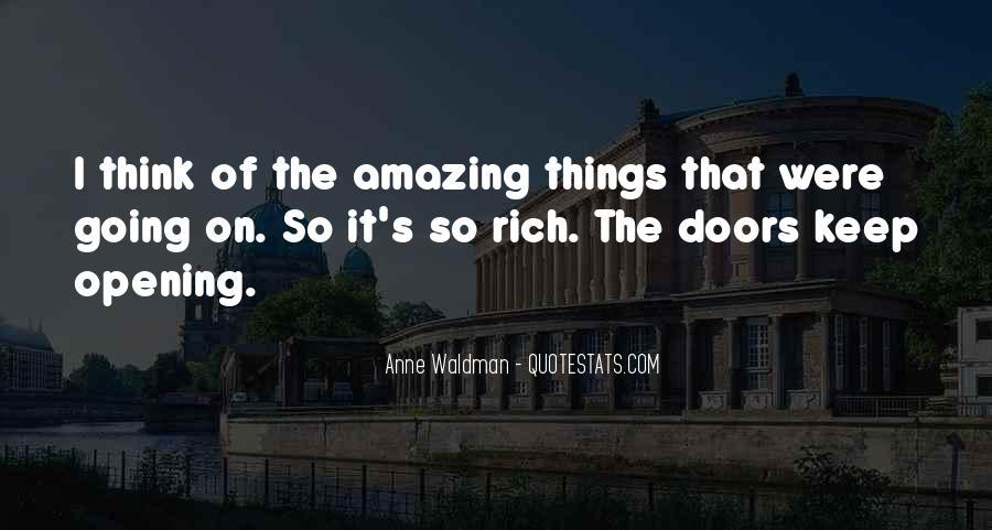 Anne Waldman Quotes #1549140