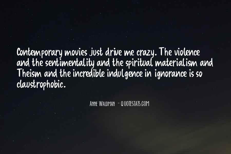 Anne Waldman Quotes #1557674