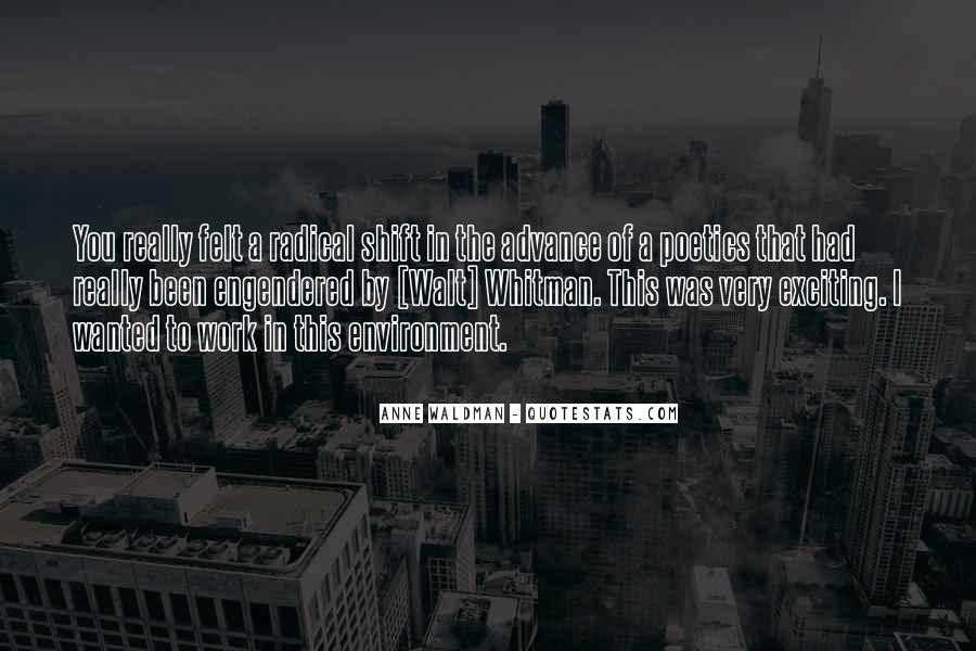 Anne Waldman Quotes #1745330