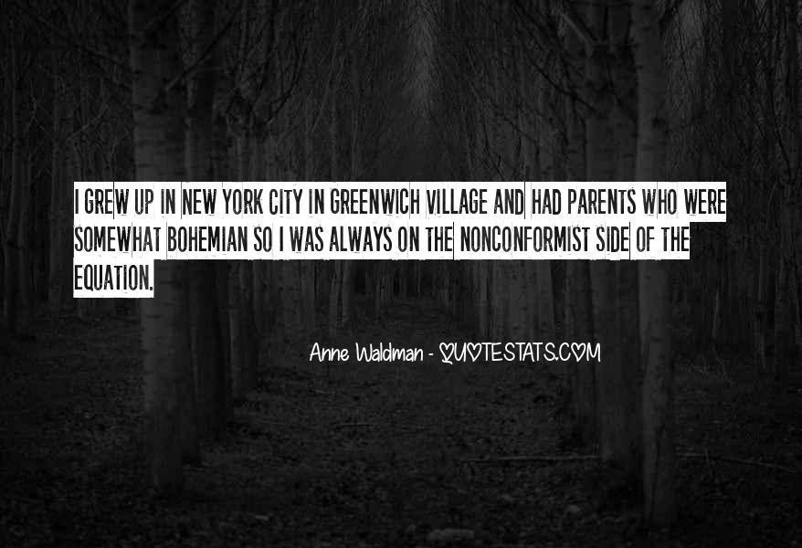 Anne Waldman Quotes #288458