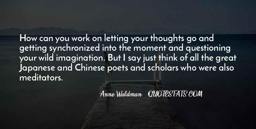 Anne Waldman Quotes #432048
