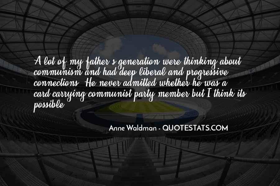 Anne Waldman Quotes #489752