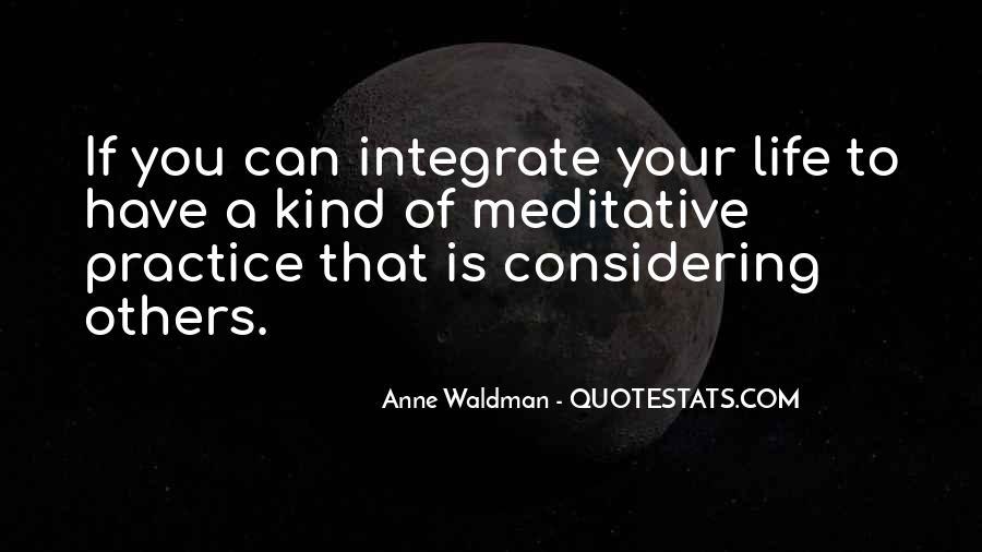 Anne Waldman Quotes #494640