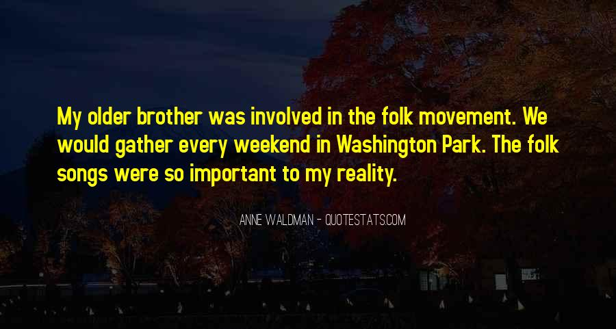 Anne Waldman Quotes #600235