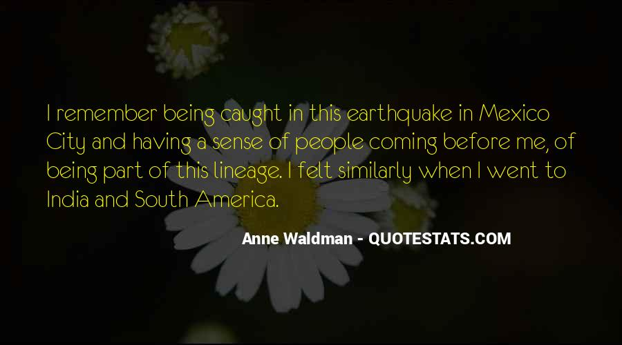 Anne Waldman Quotes #780421