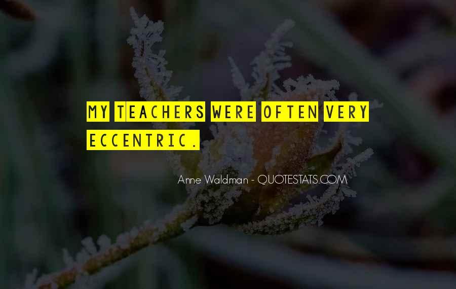 Anne Waldman Quotes #918311