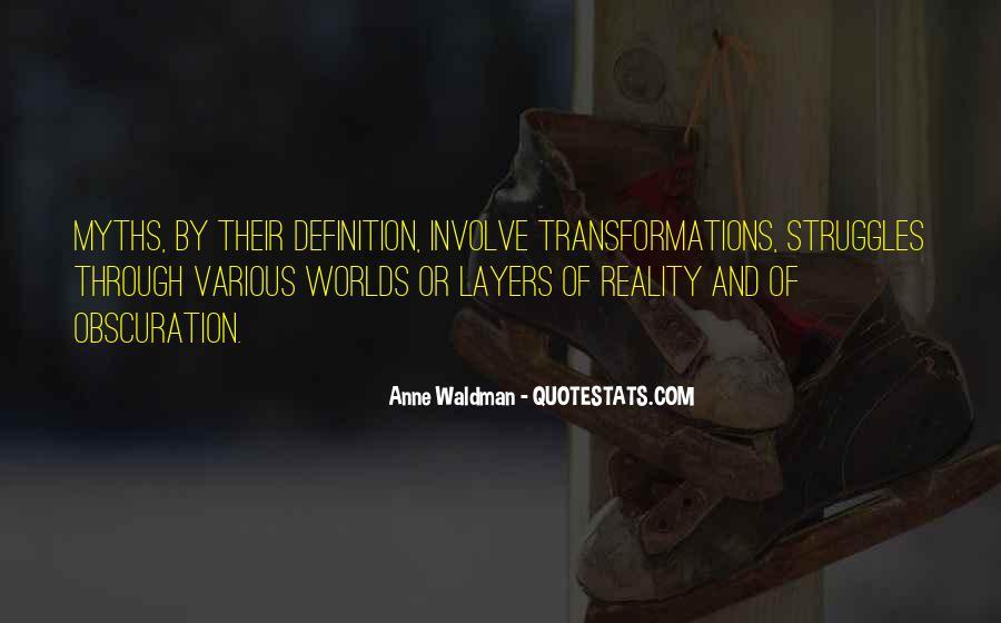 Anne Waldman Quotes #921407
