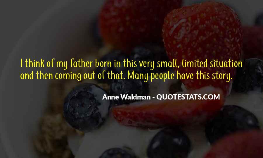 Anne Waldman Quotes #985453