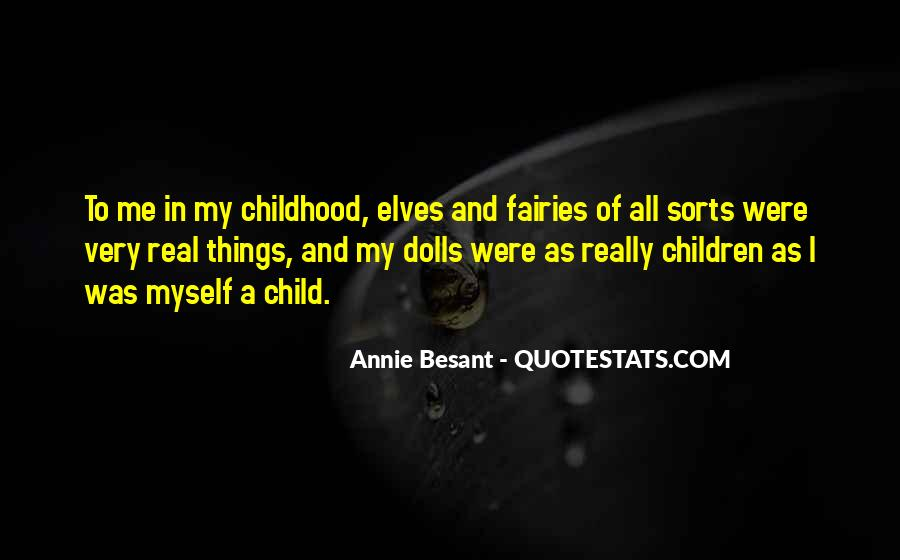 Annie Besant Quotes #1177475
