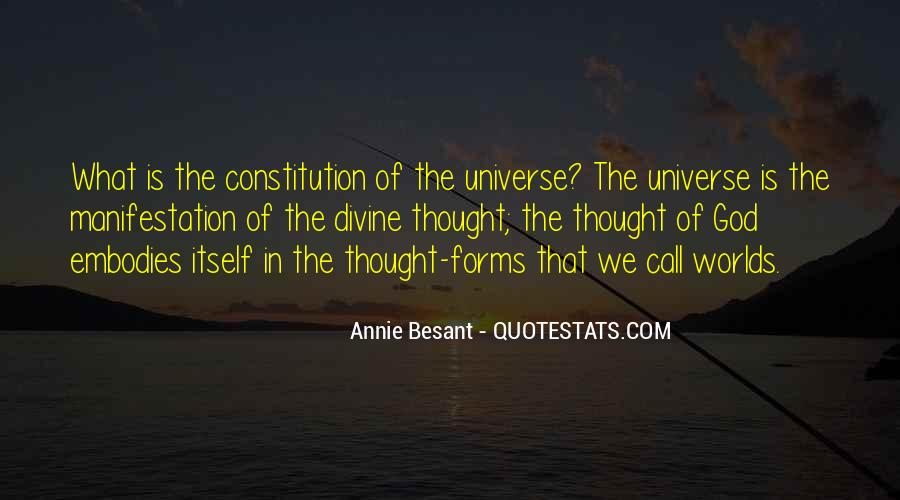Annie Besant Quotes #258243