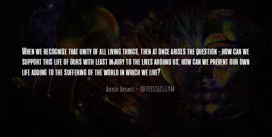 Annie Besant Quotes #314352