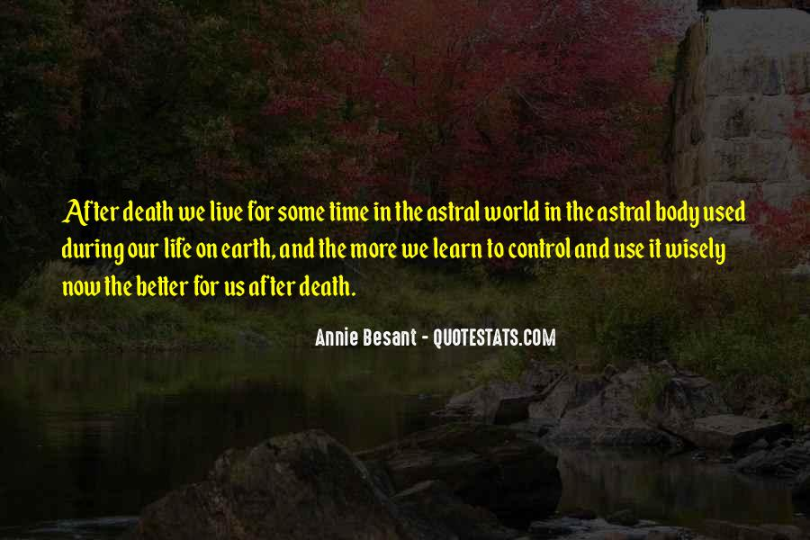 Annie Besant Quotes #514531