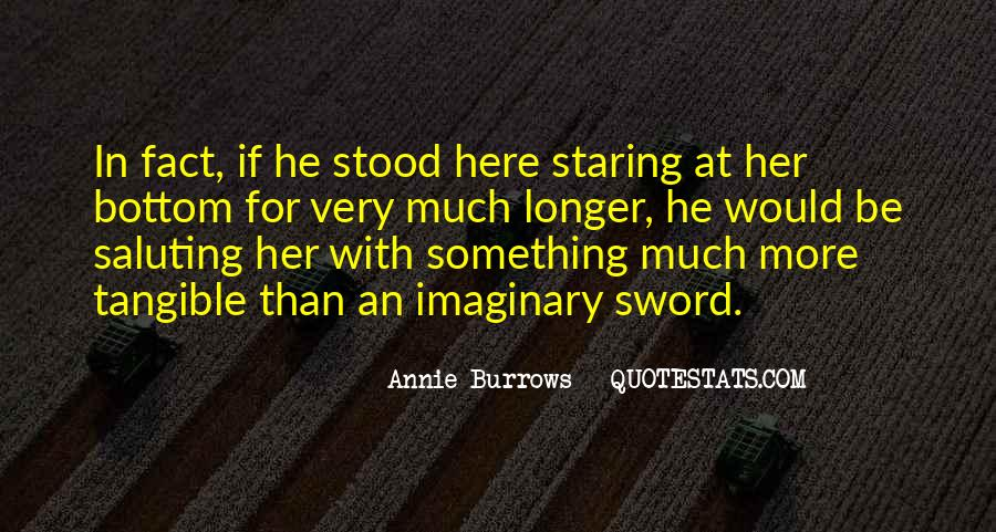 Annie Burrows Quotes #314120