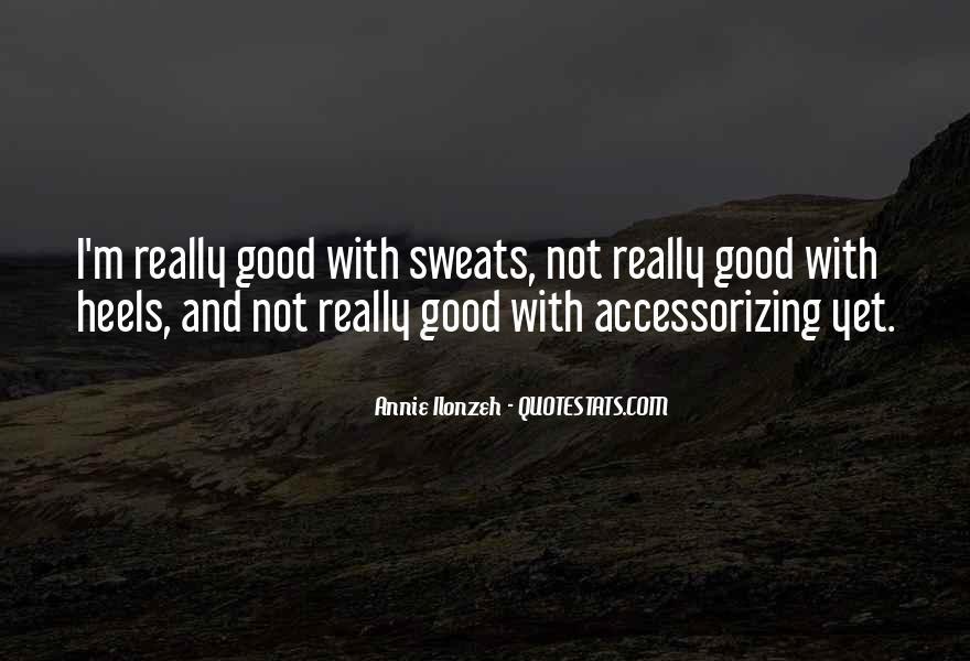 Annie Ilonzeh Quotes #1474507