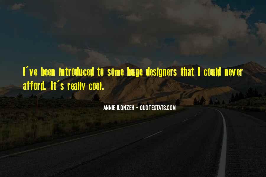 Annie Ilonzeh Quotes #1855426