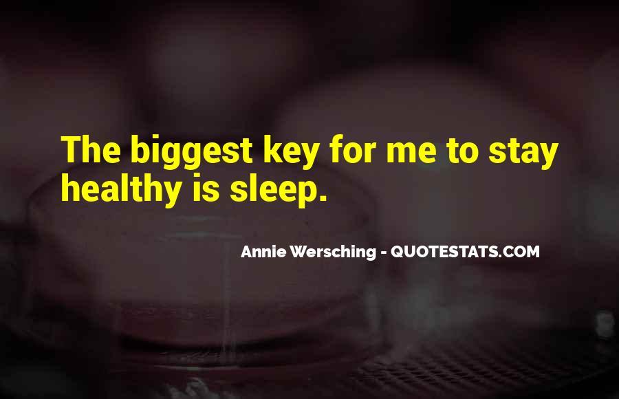 Annie Wersching Quotes #828173