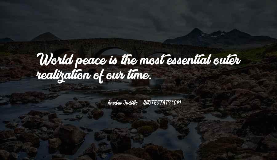 Anodea Judith Quotes #1008368