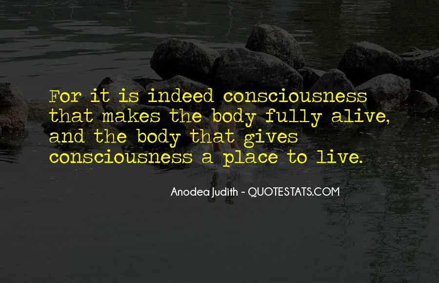 Anodea Judith Quotes #1053469