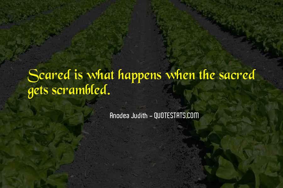 Anodea Judith Quotes #1155967