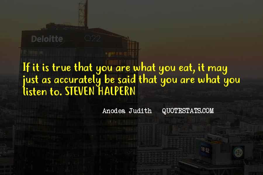 Anodea Judith Quotes #1233241