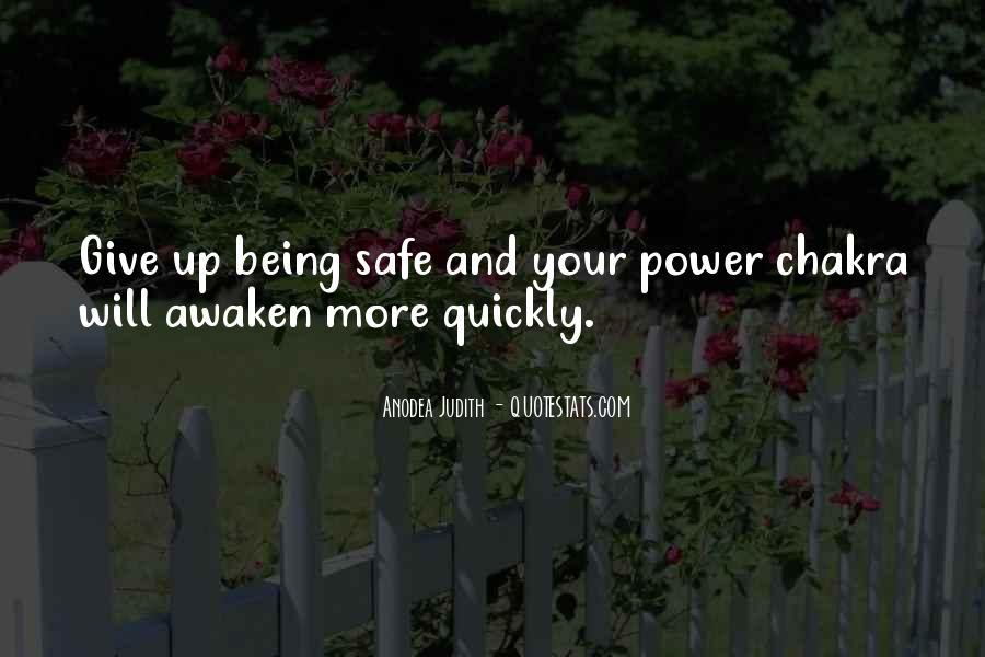 Anodea Judith Quotes #1267960