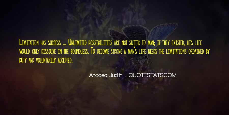 Anodea Judith Quotes #1529947