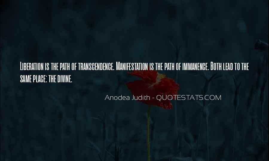 Anodea Judith Quotes #171580