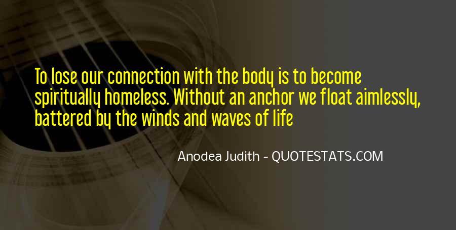 Anodea Judith Quotes #1831759