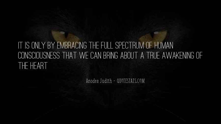 Anodea Judith Quotes #381278