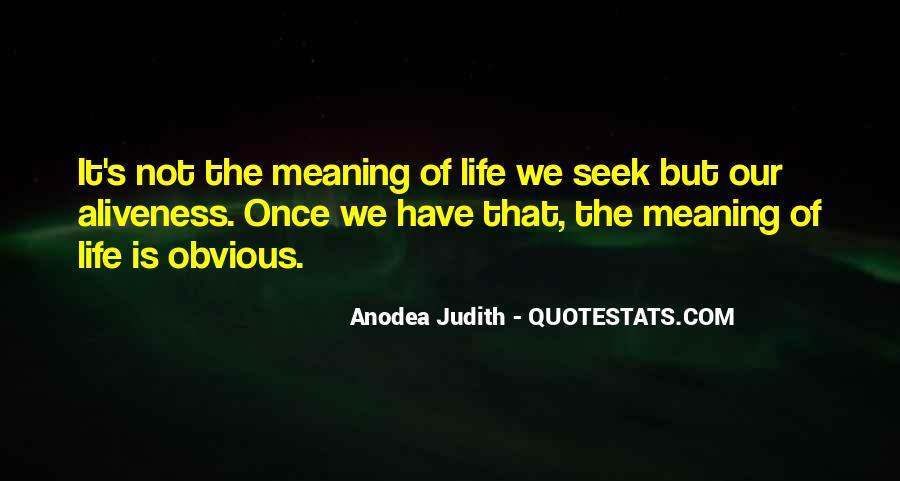 Anodea Judith Quotes #578189