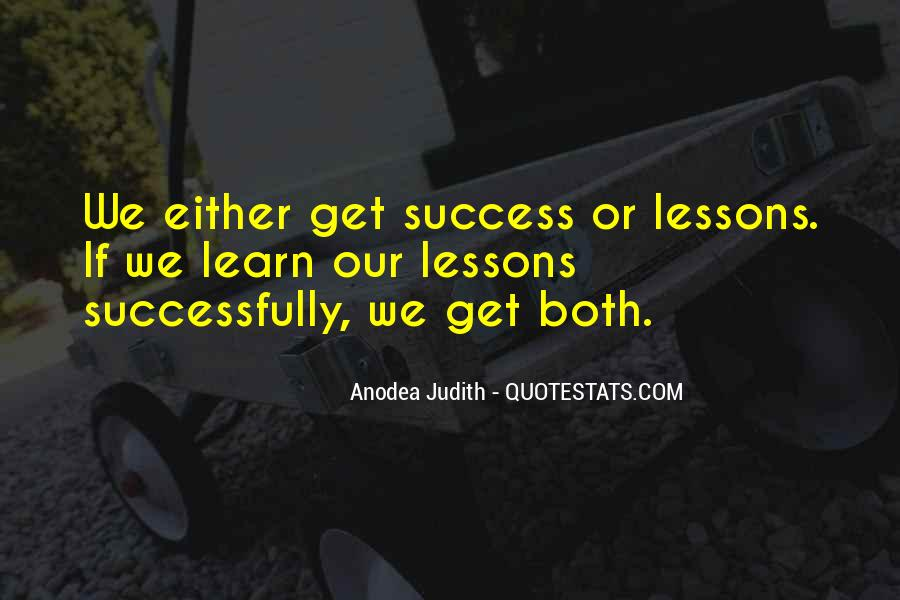 Anodea Judith Quotes #913051