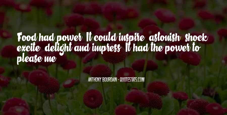 Anthony Bourdain Quotes #1011434