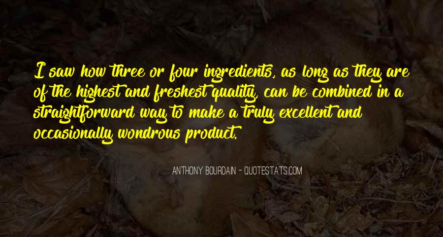 Anthony Bourdain Quotes #1071749