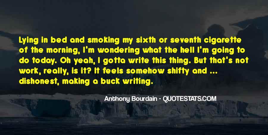 Anthony Bourdain Quotes #1085279