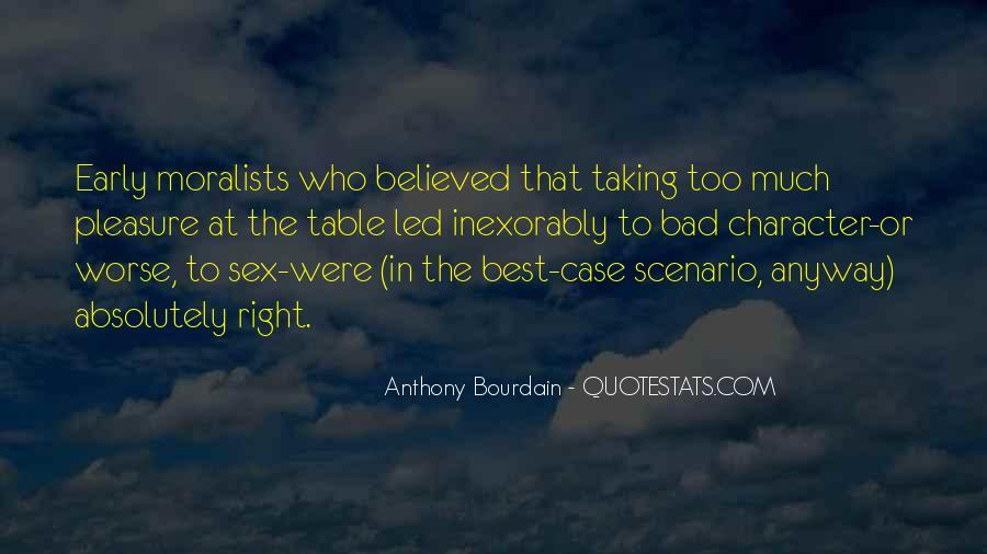 Anthony Bourdain Quotes #1156779