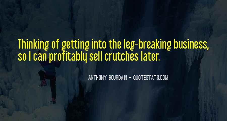 Anthony Bourdain Quotes #127131