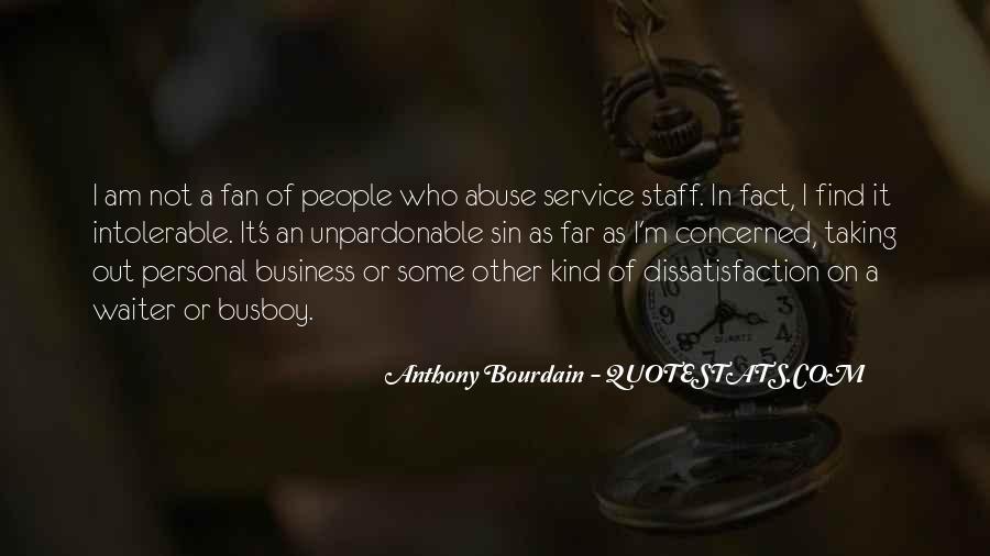 Anthony Bourdain Quotes #1474412