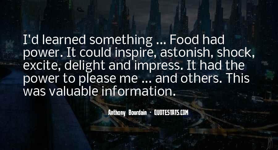 Anthony Bourdain Quotes #1529512